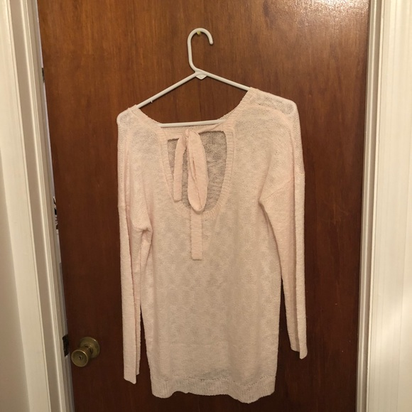 Charlotte Russe Sweaters - Pink cozy sweater